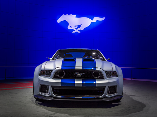 Need for Speed Mustang Wallpaper